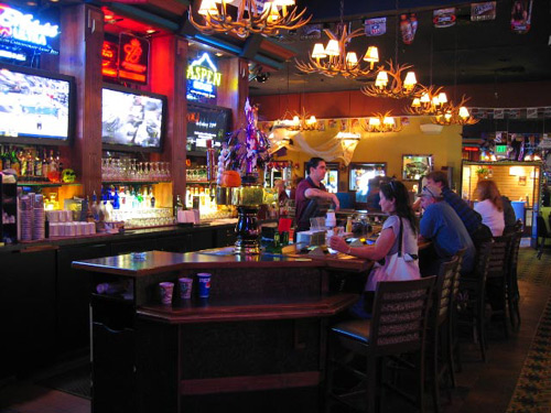 gallery for home sports bar designs